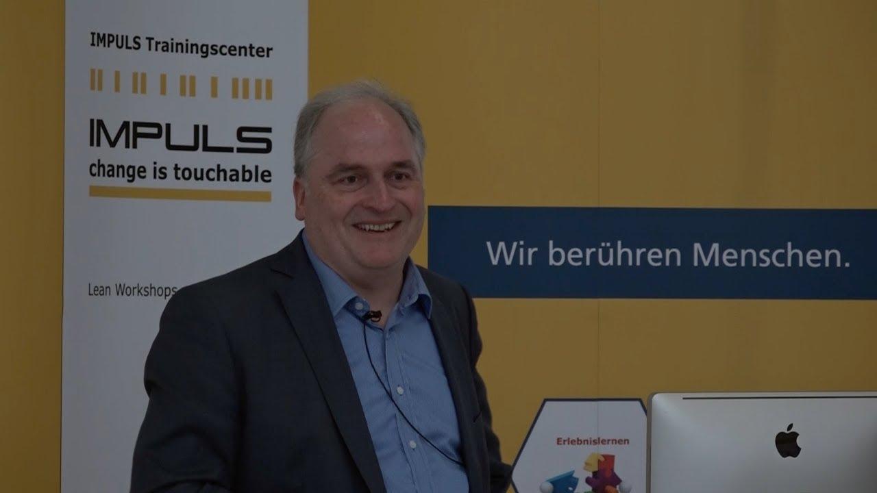 Lean Management abseits der Produktion - Stephan Teuber