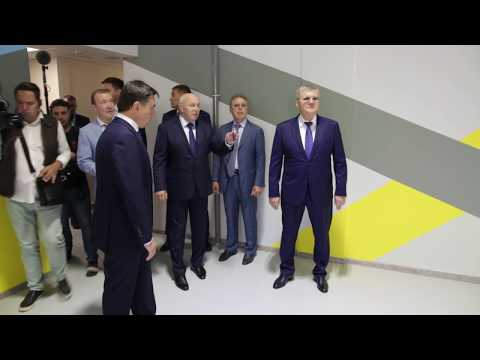 Юрий Чайка подвел итоги II этапа реконструкции санатория «Истра»