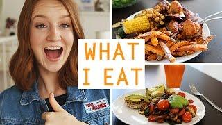 WHAT I EAT  - veganer Grillteller,  Asia Wok und einfache & günstige Rezepte