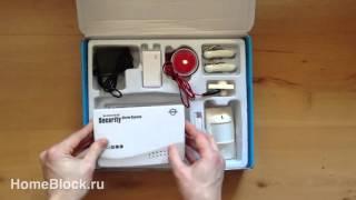 GSM Сигнализация для дома, дачи(Купить сигнализацию GSM: http://catcut.net/VBC Беспроводная GSM сигнализация - беспроводная gsm сигнализация для дома..., 2015-12-10T21:17:08.000Z)