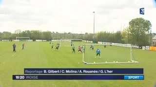Stade Brestois: avant Brest-Nancy
