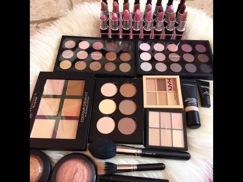 professional mac makeup kit  youtube