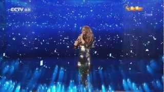 Celine Dion My Heart Will Go On Live on CCTV 2013 Spring Festival Gala