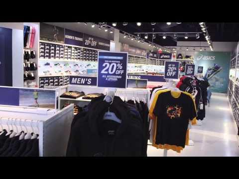 ASICS New Hampshire Store Opening