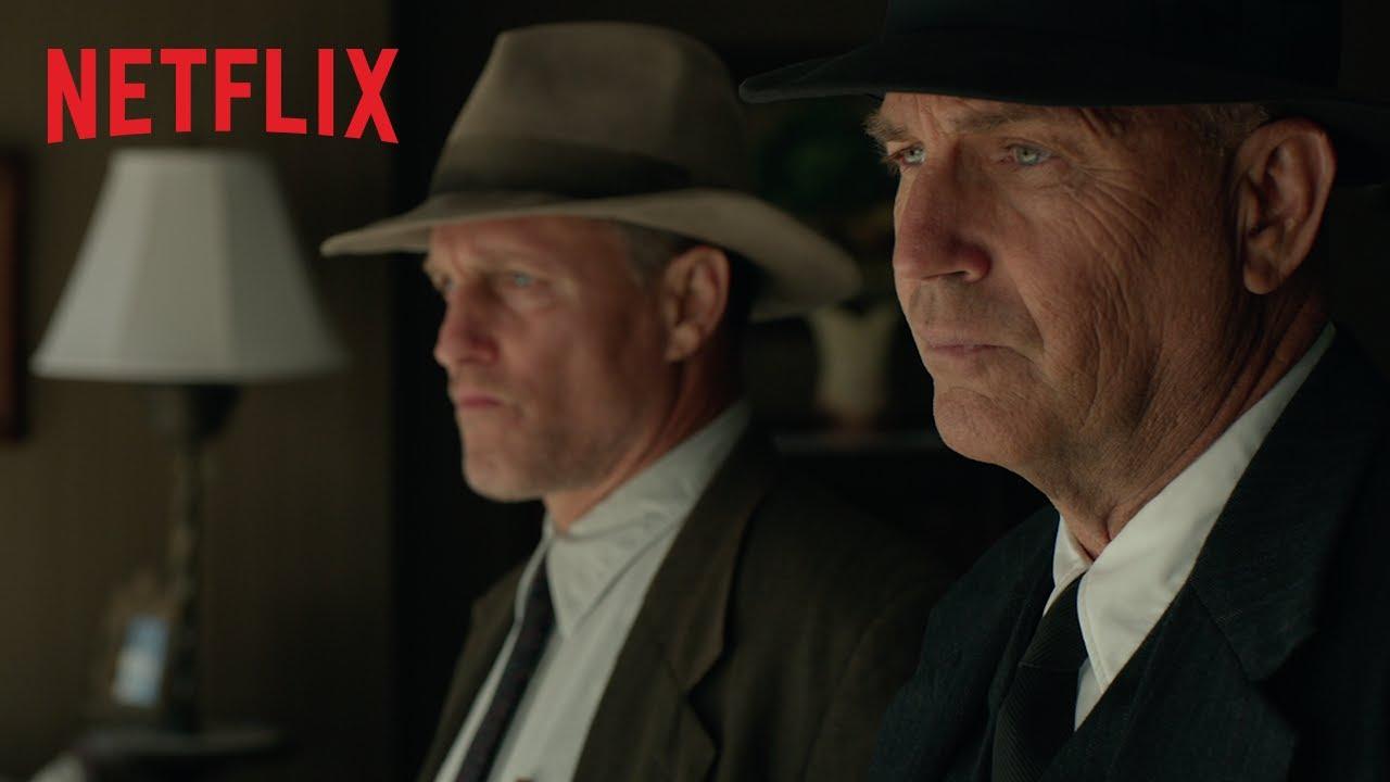 The Highwaymen   Resmi Fragman [HD]   Netflix