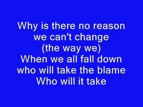 Sum 41-No Reason Lyrics