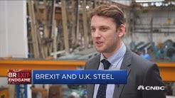 How Brexit could impact the UK's steel industry | Squawk Box Europe