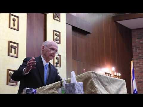 Dick Riley Remembers Max Heller