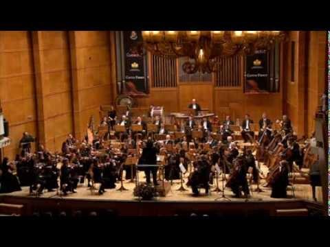 N. Rimsky-Korsakov. Scheherazade. Movement 1