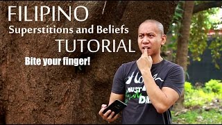Filipino Superstitions and Beliefs Tutorial