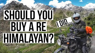 Foreigner's Royal Enfield Himalayan Bike & Service Review IN INDIA