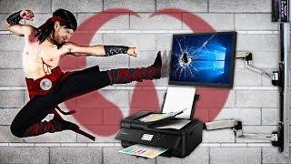 screwDrivers. Проброс принтера на сервер терминалов через RDP