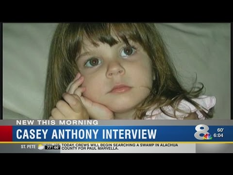 Casey Anthony speaks about daughter Caylee's death, AP photo