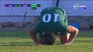 دورى dmc - محمد مودي يحرز الهدف الاول لـ فريق الحمام ( الحمام VS الرجاء 1 / 2 )