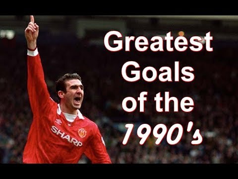 Manchester United's Greatest Goals of the 1990's