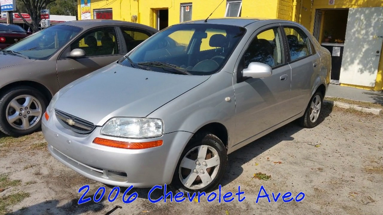 2006 chevrolet aveo gainesville auto brokers gainesville cars for sale youtube. Black Bedroom Furniture Sets. Home Design Ideas
