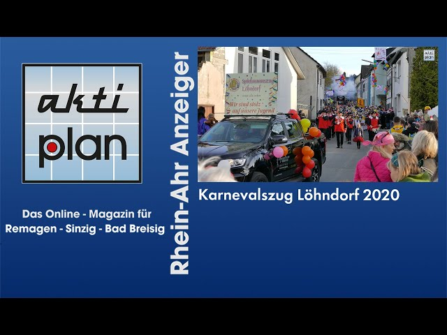 Karnevalszug Löhndorf 2020