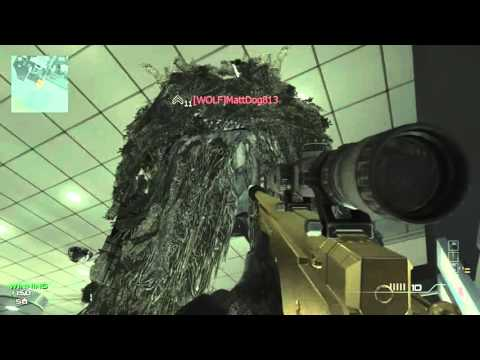 MW3 Terminal Best Kill Shot Ever