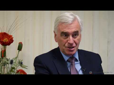 John McDonnell in Conversation with Rajkumar