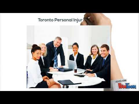 Toronto Personal Injury Lawyers