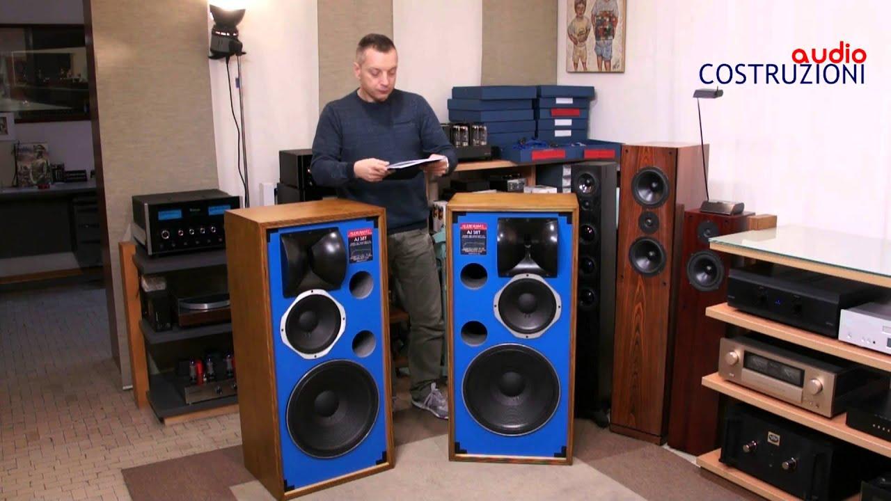 Jbl Monitor Aj38t Di Sbisa Audiocostruzioni Doovi