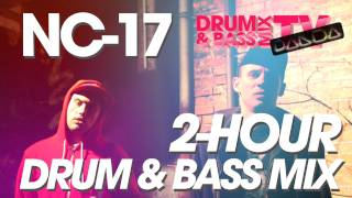 NC-17 - Drum & Bass Mix - Panda Mix Show