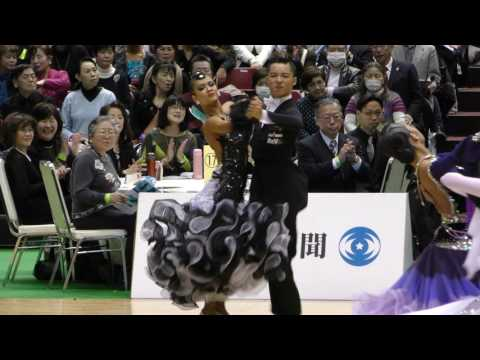 4K 2017 WDSF World Open Standard in Tokyo | Sota Fujii - Ami Yoshikawa, JPN | Quarterfinal TANGO