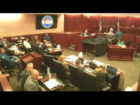 LIVE: Aurora Trial