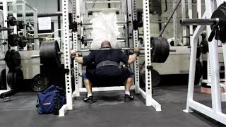 JEREMY HAMILTON INTERVIEW: Week 6+7 Powerlifting Training 06.01.14 to 22.01.14