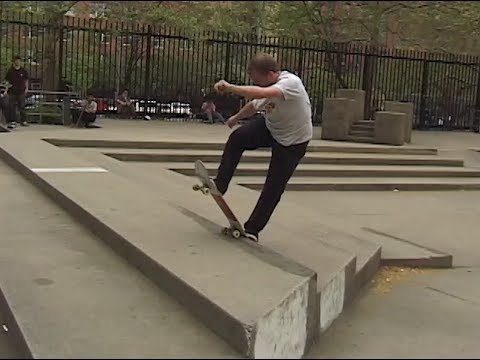 Zach Moore, Skating Is Easy