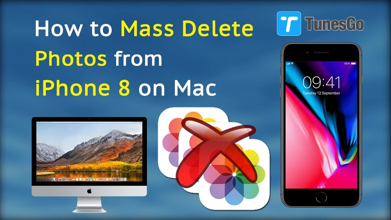 mass delete photos iphone how to mass delete photos from iphone 8 on mac 15668