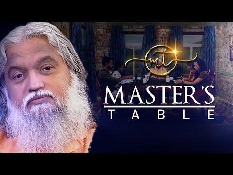 Master's Table | Sadhu Sundar Selvaraj | Episode 14