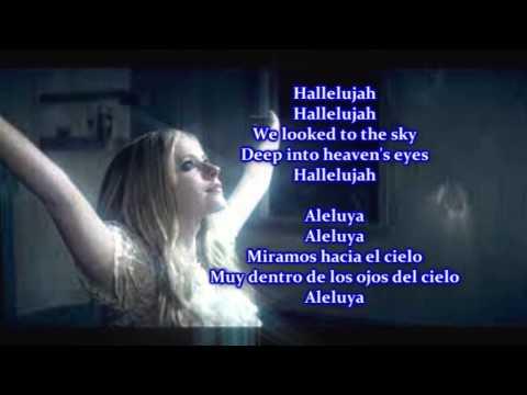 Avril Lavigne -Temple Of Life (Lyric Español- Ingles)