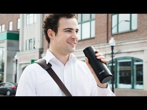 Thero   Temperature-Controlled Travel Mug
