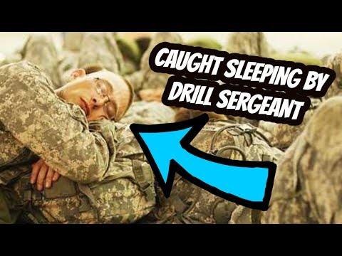 WHAT NOT TO DO IN BASIC TRAINING!
