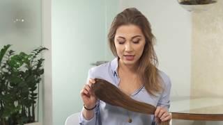 Zagęszczanie włosów- kucyk, koki