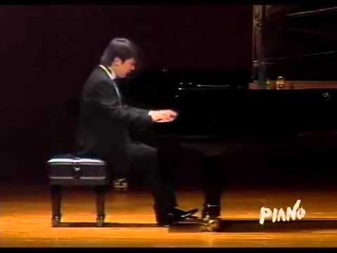 CHO Seong-Jin (Korea) Hamamatsu. I round. Bach - YouTube