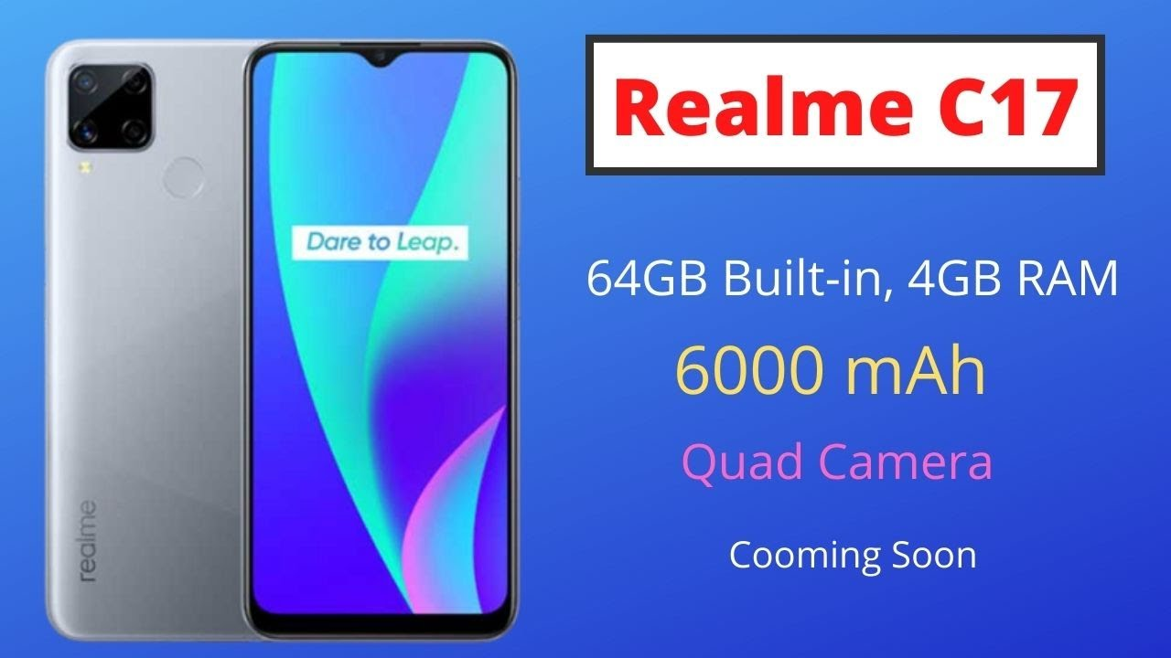 Realme C17 Review In Pakistan Ram Battery Price Cameras Tech 24 Youtube