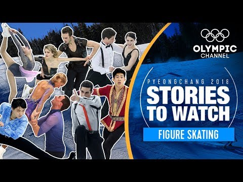 Figure Skating Stories to Watch at...