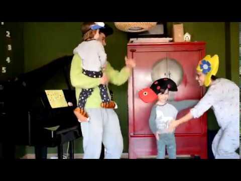 Os profesores do CPI Mosteiro-Meis animan ás familias cun divertido vídeo