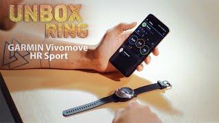 Išmanųjį laikrodį GARMIN Vivomove HR Sport galite įsigyti TOPO CENT...