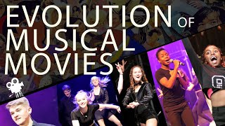 THE EVOLUTION OF MUSICAL MOVIES! Ft A Star is Born, Greatest Showman, Disney & more! | Spirit YPC