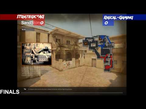 Strategic*AG vs Pogiz-Armor*Rascal Gaming* | FINALS | CAPTAIN's LEAGUE OLT - May Leg