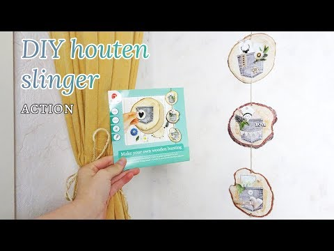 Review DIY houten slinger Action ✂️ | Nouk-san