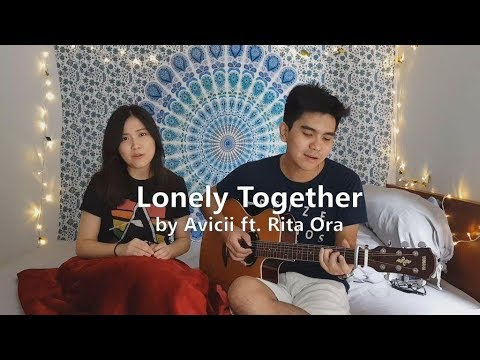 Lonely Together (Acoustic) - Avicii Ft. Rita Ora - Cover By Joshua Christian & Veronica Susanto