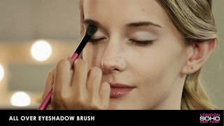 SOHO Silk Makeup Brush Collection - All Over Shadow Brush Thumbnail