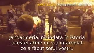 Jandarmii au pus privirea în pământ, când au auzit aceste lucruri #NEXTLEVEL