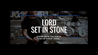 LORD - Set In Stone (OFFICIAL VIDEO)