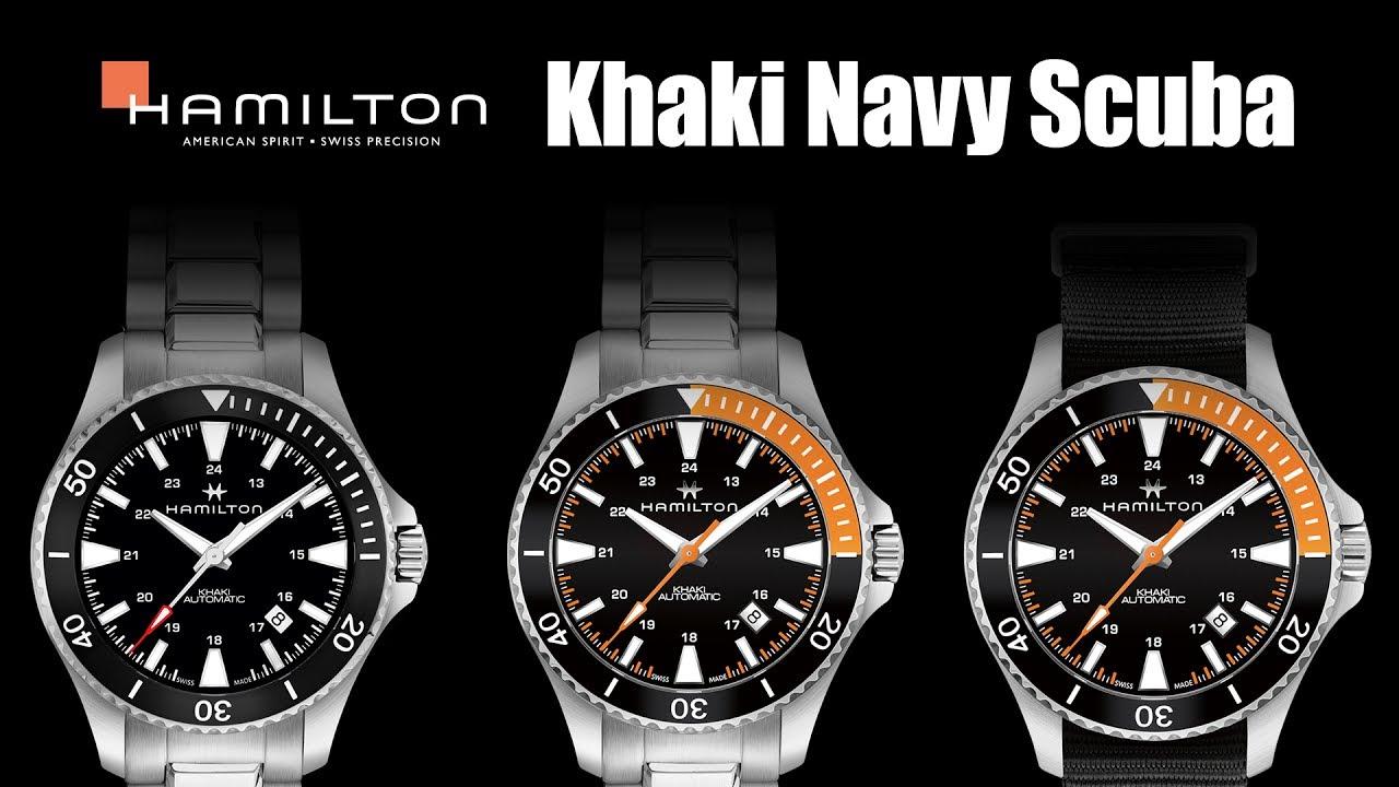 9bfdb7d560c Hamilton Khaki Navy Scuba - Should I Buy One  JustBlueFish Watch Reviews