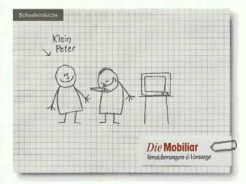 Animierte Schadenskizze Der Mobiliar Kleinholz Youtube